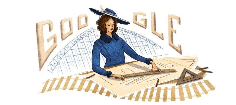 Google celebra a Justicia Espada Acuña, la primera mujer ingeniera de Chile y Sudamérica