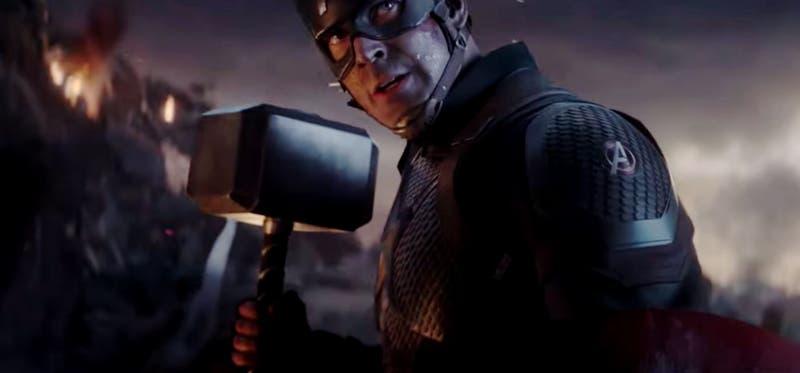 Chris Evans podría ponerse el traje del Capitán América otra vez