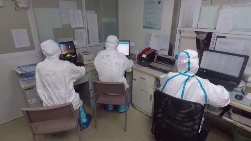 OMS investiga en Wuhan el origen del COVID-19