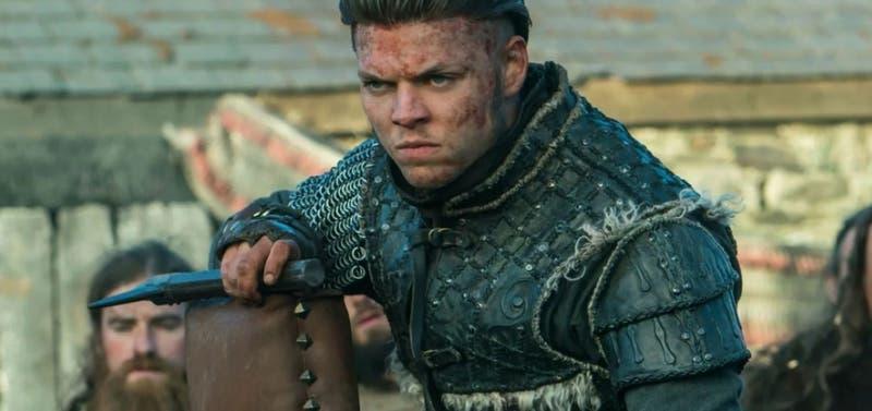 Chileno cumplió su sueño como extra en la serie Vikingos