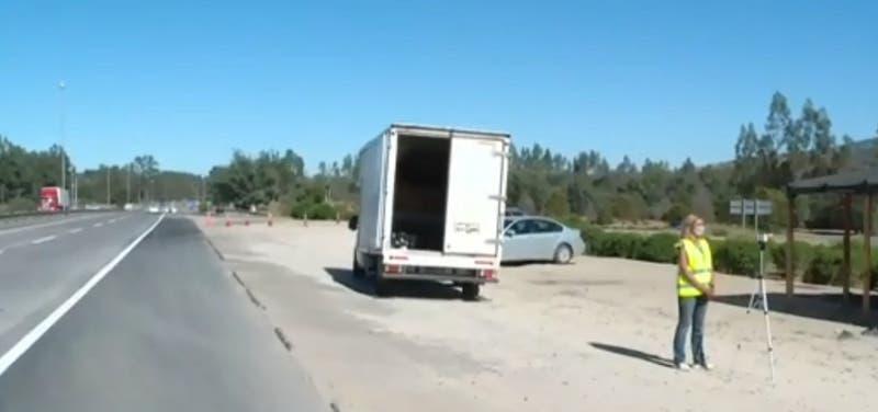 Familia se escondía en camión para cruzar cordón sanitario hacia la región de Valparaíso