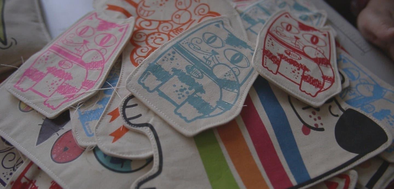 #CómoLoHizo: Las almohadillas terapéuticas con diseño de autor ...