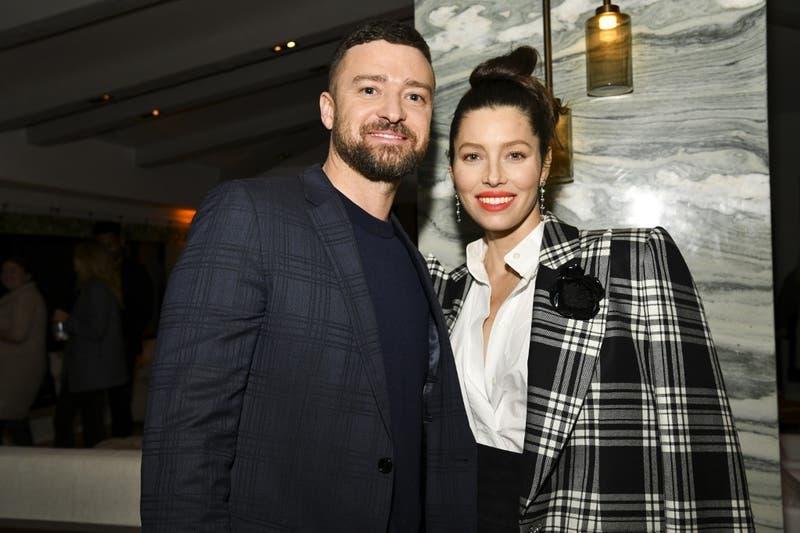 Justim Timberlake y Jessica Biel fueron padres por segunda vez