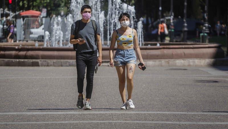 Meteorología emite alerta por altas temperaturas en zona centro del país