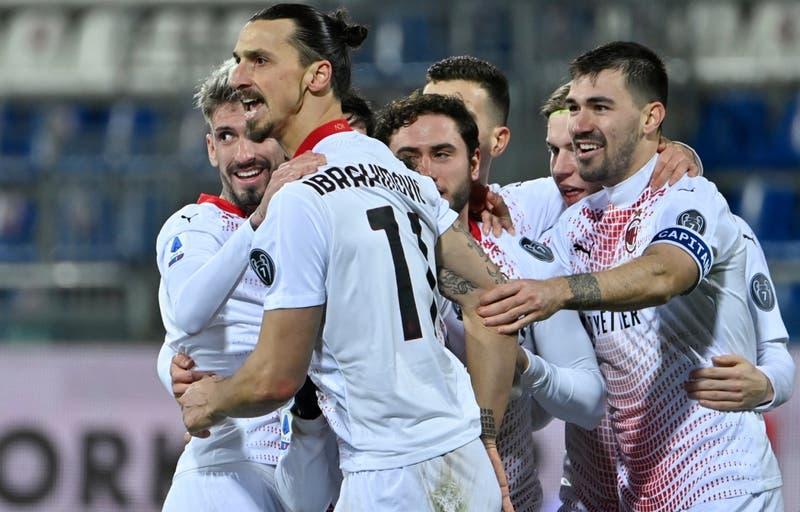 """AC Milan confirma nuevo goleador y Zlatan celebra: """"Seremos dos para asustar a nuestros rivales"""""""