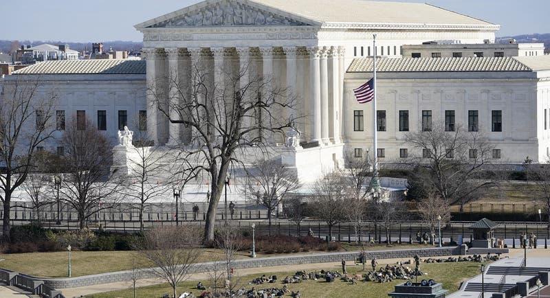 Corte Suprema de EEUU recibe amenazas de bomba antes de la investidura de Joe Biden