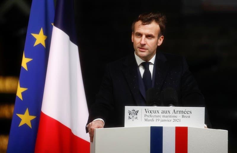 "Macron a Biden: ""welcome back"" al Acuerdo de París sobre el clima"