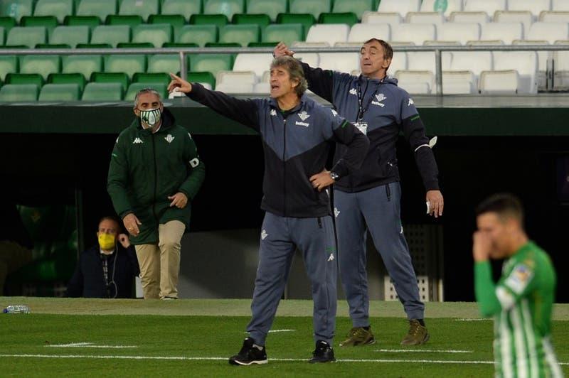El Betis de Pellegrini y sin Bravo se acerca a puestos europeos al ganar al Celta de Vigo