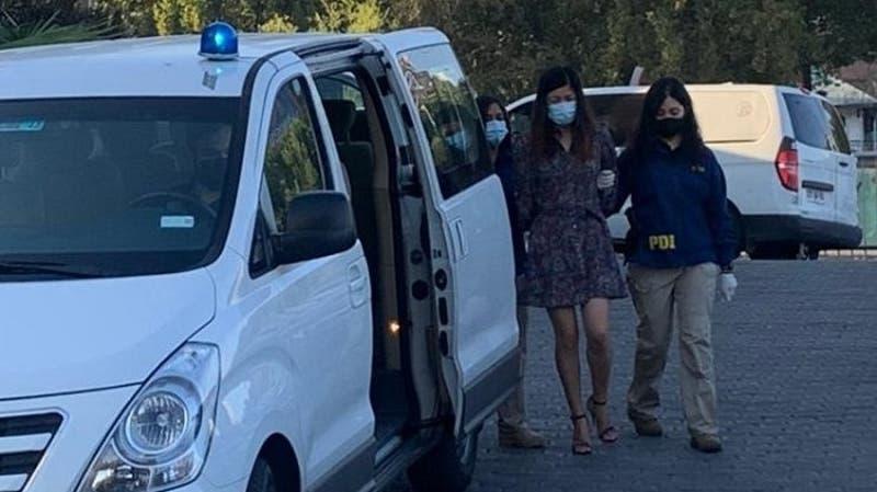 Mujer detenida por tráfico de migrantes en Melipilla queda en libertad