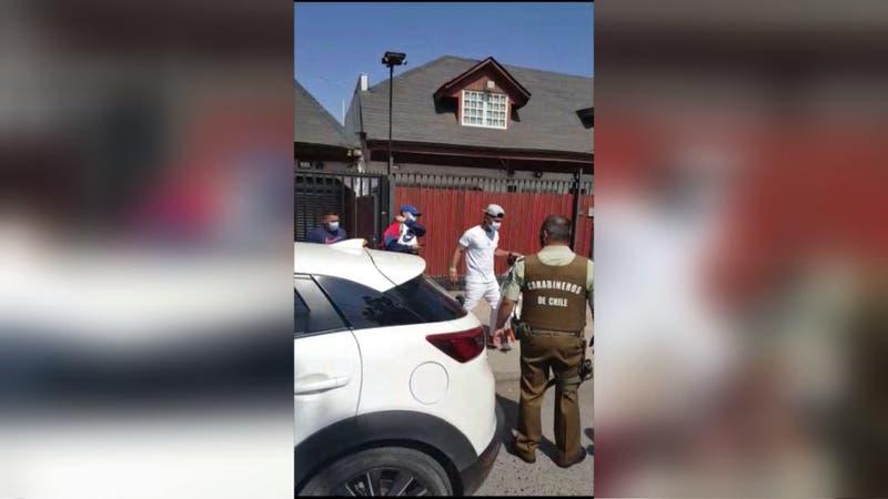 18 detenidos por participar en fiesta clandestina en La Reina: Estaban grabando un videoclip