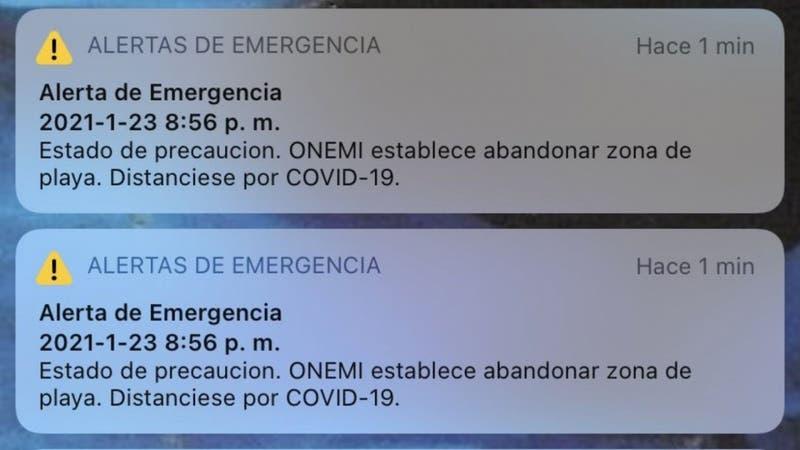 """Onemi anuncia investigación para determinar responsabilidades por """"error técnico"""" en SAE"""