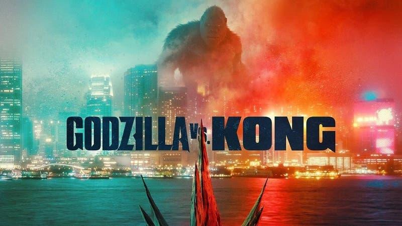 """[VIDEO] Revelan el brutalmente explosivo tráiler de """"Godzilla vs. Kong"""""""