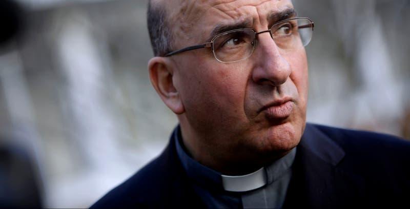 """Monseñor Chomalí tras """"exorcizar"""" Concepción desde un helicóptero: """"Cumplí a cabalidad con la ley"""""""