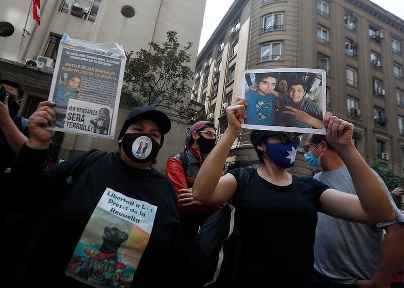Comisión de DDHH aprueba idea de legislar conceder indulto a presos por el estallido social