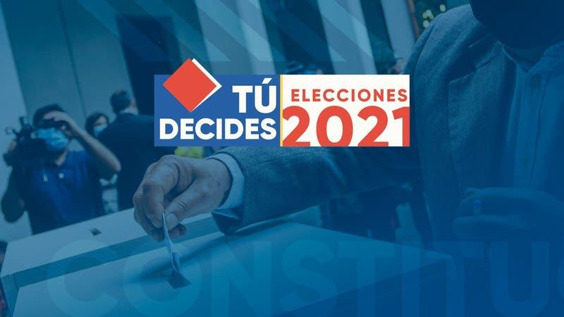 [INTERACTIVO] Convención Constitucional: conoce los candidatos que competirán por tu comuna