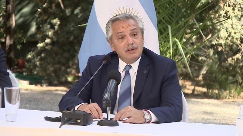 Visita de Presidente Alberto Fernández tensiona al oficialismo