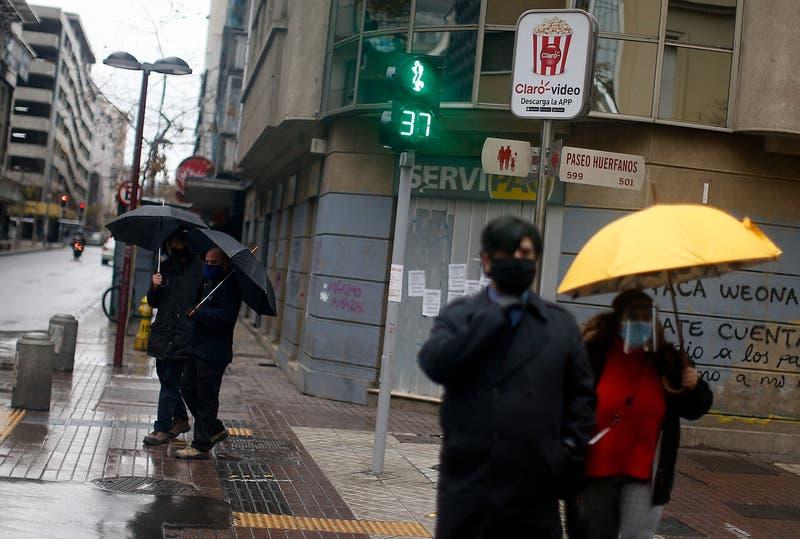 Enel activa plan preventivo ante sistema frontal en la Región Metropolitana