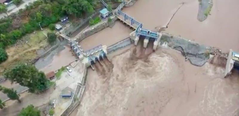 Activan mega estanque recolector de agua por turbiedad de ríos Maipo y Mapocho