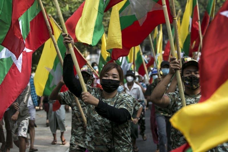 AFP   Probable golpe de Estado en Birmania: ¿cómo se ha llegado a este punto?