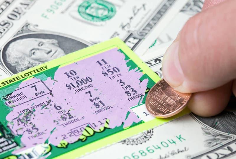 Suertudo: Hombre en Estados Unidos ganó la lotería por sexta vez