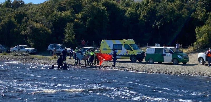 Hombre de 40 años muere ahogado en Chiloé luego de salvar a su hija de 14 años