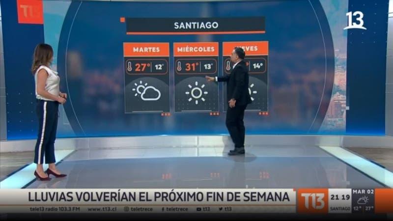 Altas temperaturas vuelven el miércoles a la zona central