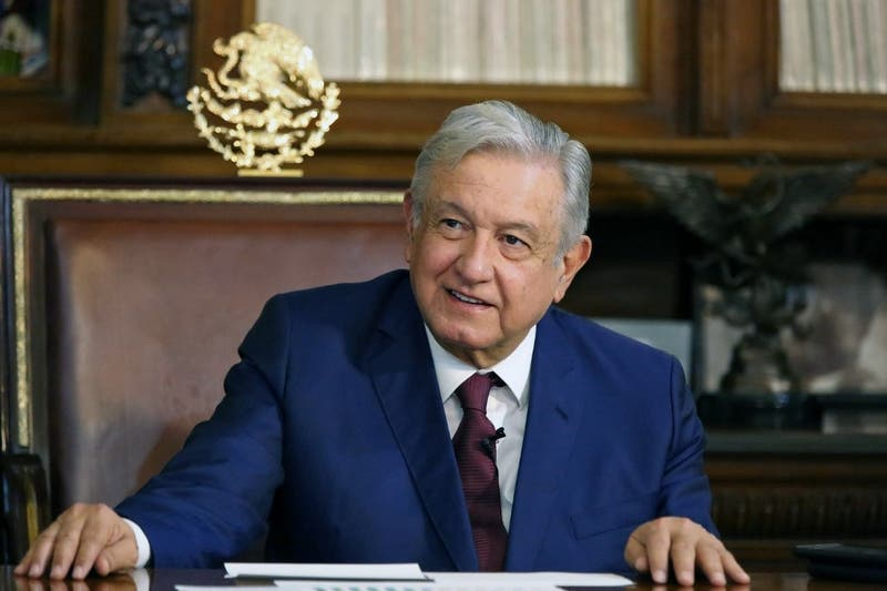 Presidente de México sigue recuperándose tras contagiarse de COVID-19