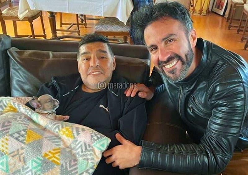"""Audios sobre muerte de Maradona apuntan a su entorno: """"Le daban droga para sacárselo de encima"""""""