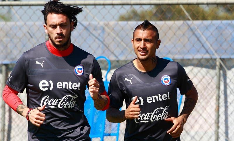 Vidal saluda a Mauricio Pinilla por el cumpleaños con el momento más conflictivo de su relación