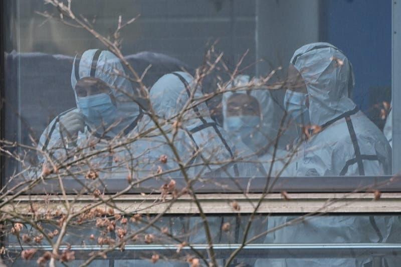 """OMS pone en duda que el virus viniera de un laboratorio: """"No se encontraron pruebas"""""""
