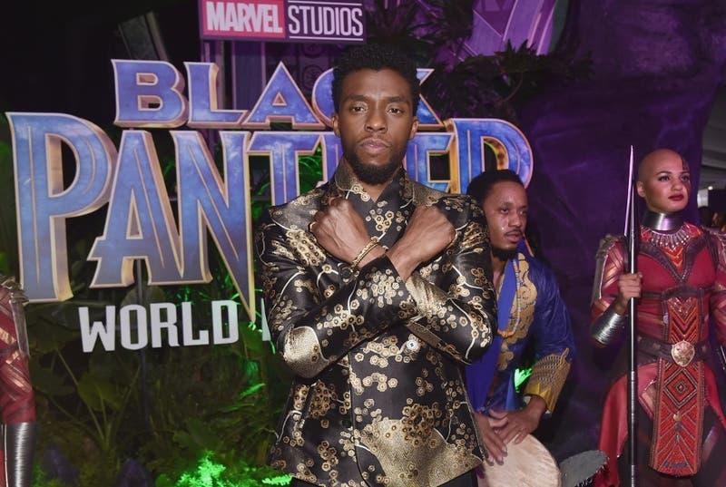 Chadwick Boseman lidera las nominaciones para importantes premios en Hollywood