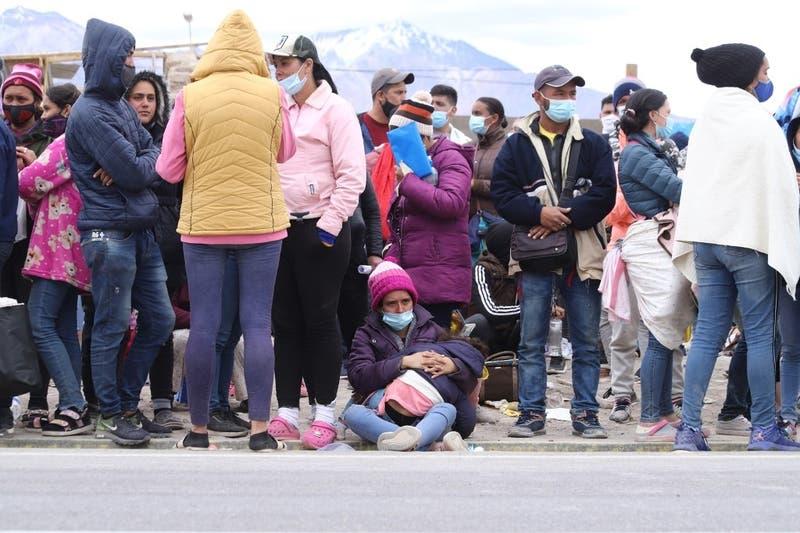 Fiscalía de Colombia abre investigación por tráfico de inmigrantes hacia Chile