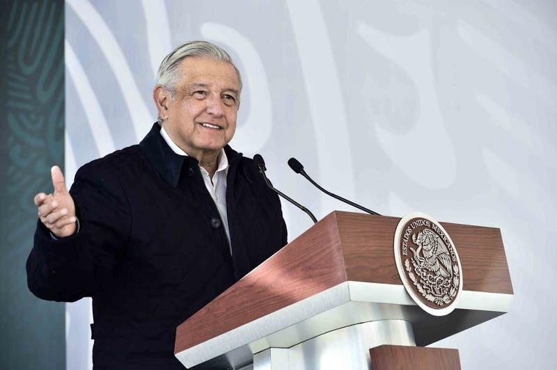 Presidente de México se sometió a test rápido de COVID-19 y dio negativo