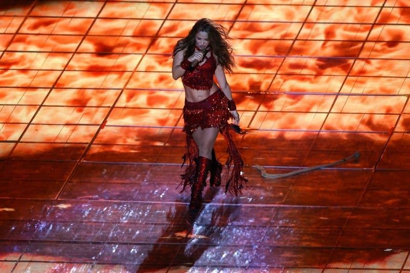 Shakira sorprende con el cabello rojo: su nuevo look