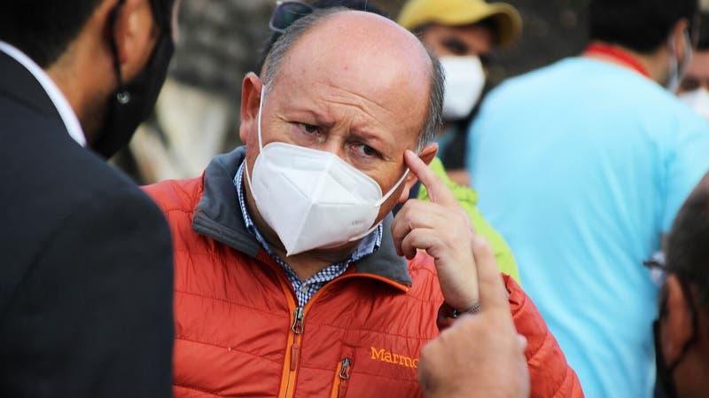 Alcalde de Panguipulli responsabiliza a Carabineros por incendios y muerte del malabarista