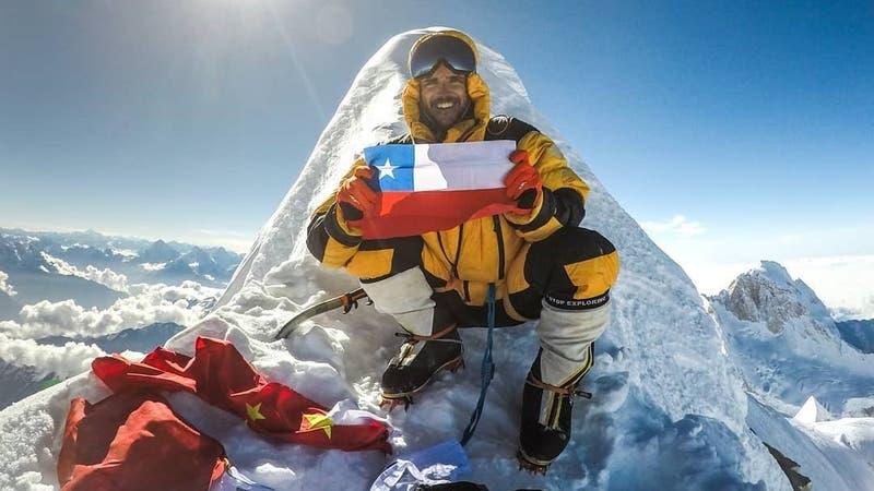 """""""Él estaba bien emocionado"""": Habla primo del alpinista chileno extraviado en el K2"""