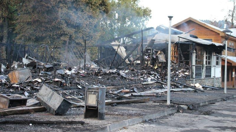 Registro Civil de Panguipulli habilitará oficina especial tras incendio en edificio central