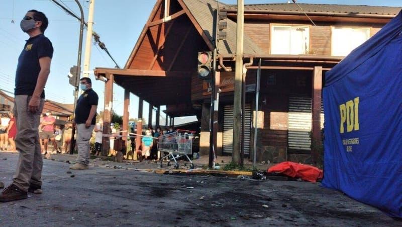 Carabinero imputado por baleo a malabarista en Panguipulli queda con arresto domiciliario