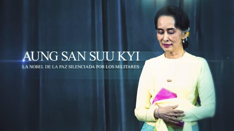 Golpe de Estado en Myanmar: La Nobel de la Paz silenciada por los militares