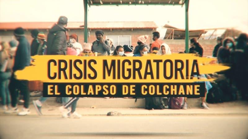 Reportajes T13: Así ocurrió el colapso de Colchane
