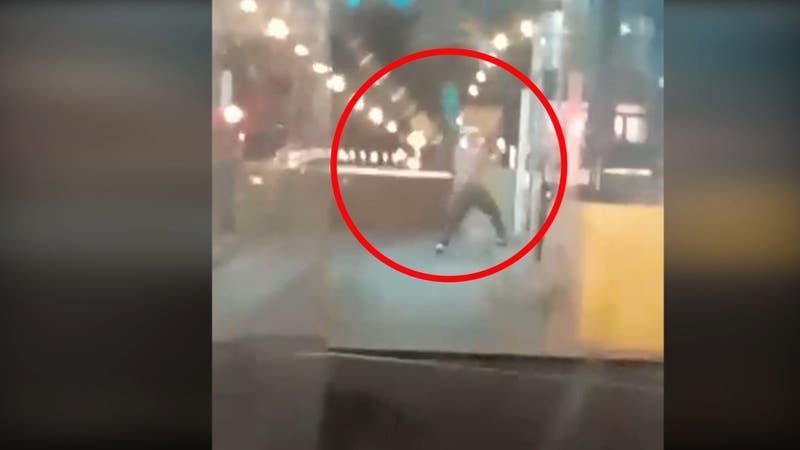 [VIDEO] Guardia es asesinado en peaje El Melón: delincuentes se llevaron un millón de pesos
