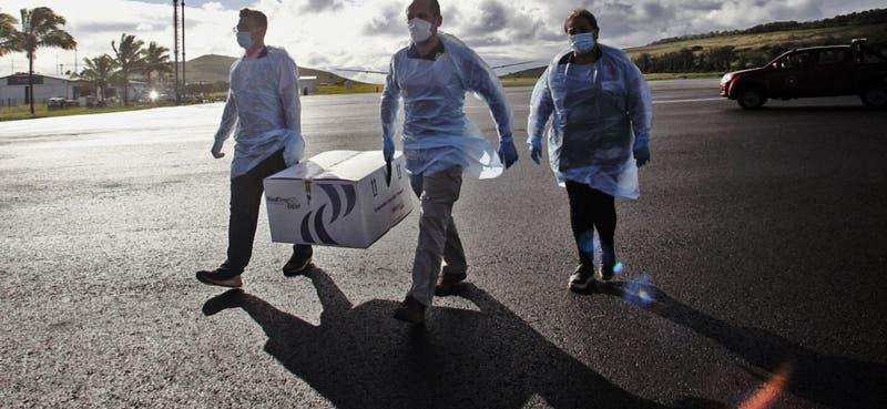 Chile sería primer país emergente en lograr inmunidad al COVID-19
