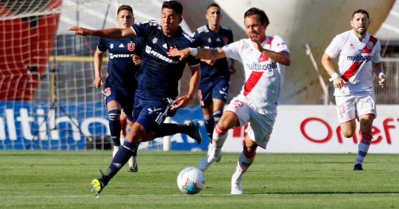 Universidad de Chile y Curicó Unido igualan sin goles y definirán su futuro en la última fecha