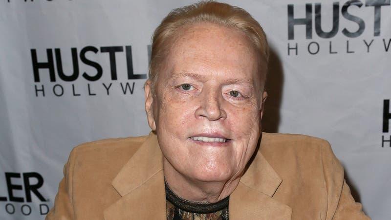El magnate de la pornografía Larry Flynt muere a los 78 años
