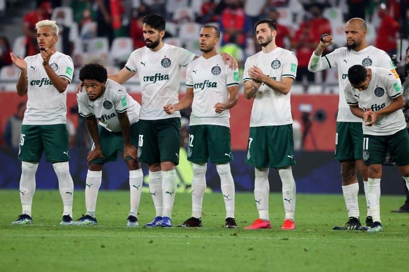 Mundial de Clubes: Palmeiras pierde en penales y queda cuarto