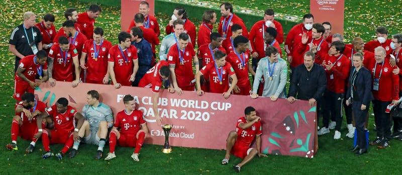 Bayern Munich se corona campeón del Mundial de Clubes tras ajustada victoria sobre Tigres
