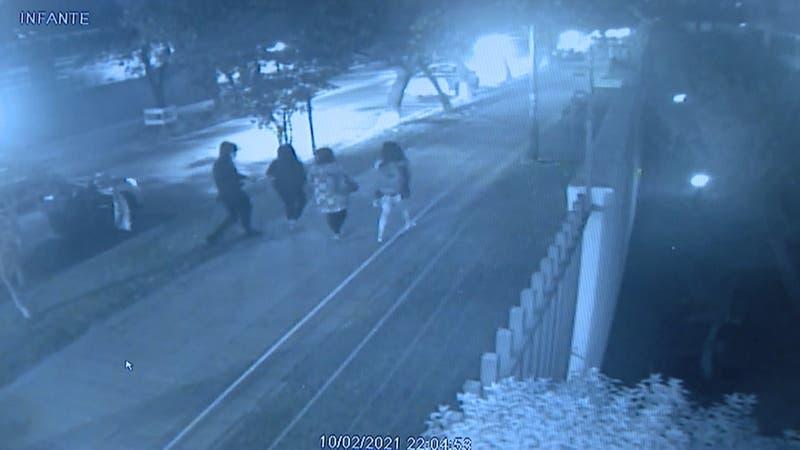 """""""Abordazos"""": Asaltos para robar billeteras y celulares"""