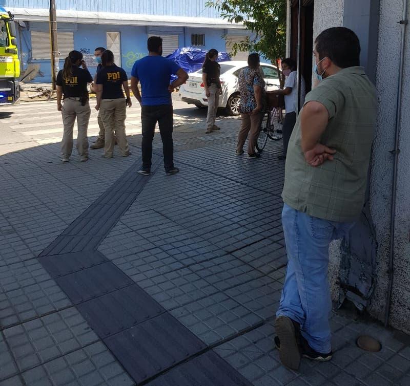Persecución de la PDI en Chillán termina en colisión que dejó un fallecido