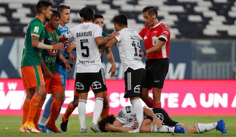Colo Colo pedirá los audios del VAR tras polémica en el empate frente a Cobresal