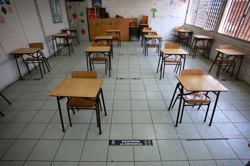Alcalde de Talca dice que colegios municipales de no volverán a clases presenciales en marzo